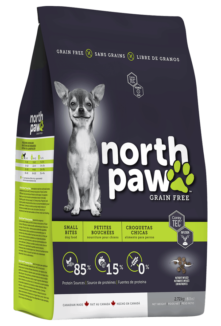 North Paw small bit